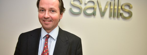 Director at Savills in Lincoln Johnny Dudgeon. Photo: Steve Smailes for Lincolnshire Business