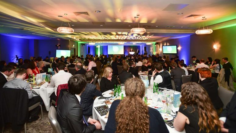 The first Lincolnshire Digital Awards was hosted by Lincolnshire Business at the Doubletree by Hilton Hotel in Lincoln.  Photo: Steve Smailes for Lincolnshire Business