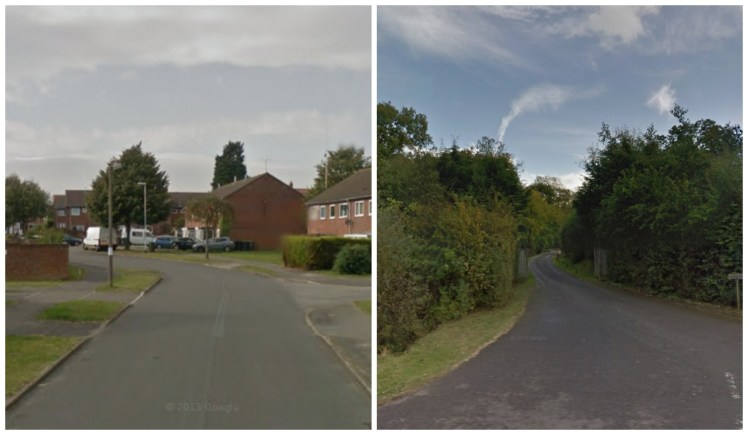 Thefts were reported from Elizabeth Avenue in Lincoln and Hill Hold Wood in Norton Disney.