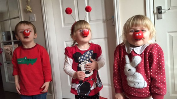 These pictures were sent in to The Lincolnite by St George's Childcare