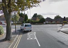 Ruskin Avenue at the junction with Wragby Road in Lincoln. Photo: Google Street View
