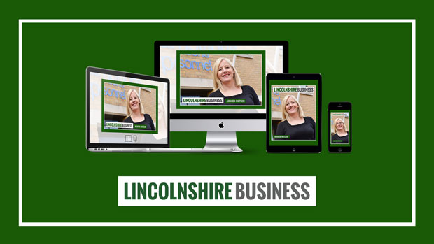 Issue 25 of Lincolnshire Business magazine iOS now available to read at lincsbusiness.co.