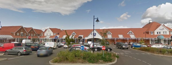 Birchwood Shopping Centre in Lincoln. Photo: Google Street View