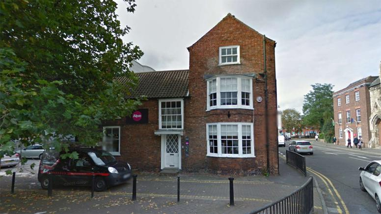 The Alive Church offices on Newland in Lincoln. Photo: Google Street View