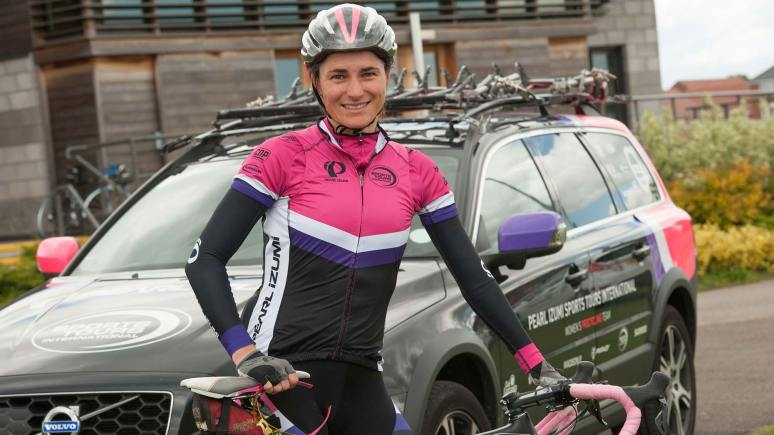 Dame Sarah Storey. Photo: Steve Smailes for The Lincolnite
