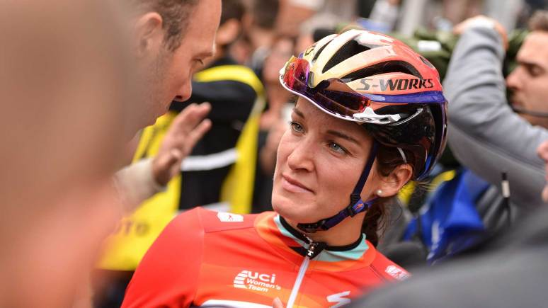 Lizzie Armistead. Photo: Steve Smailes for The Lincolnite