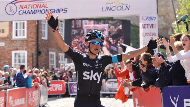 Peter Kennaugh. Photo: Steve Smailes for The Lincolnite