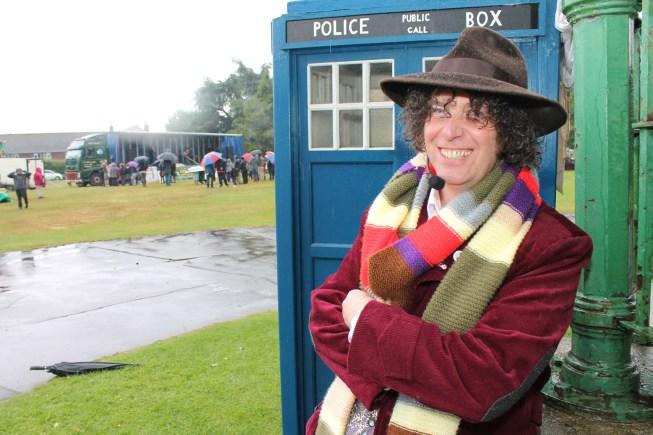 Dr Who lookalike. Photo: Linkage