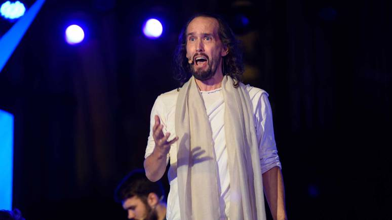 Following the success of Jesus Christ Superstar, next's performance will be Jekyll and Hyde. Photo: Steve Smailes for The Lincolnite