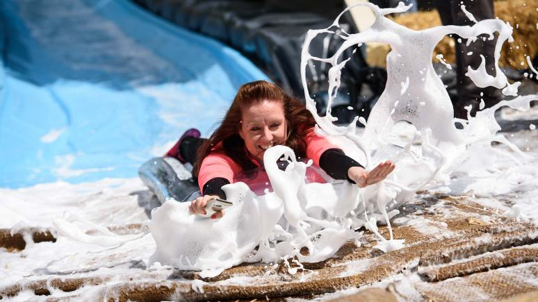 The Lincoln Flume is set to be bigger and faster than last year. Photo: Steve Smailes for The Lincolnite