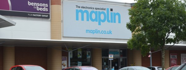 Cutter was caught stealing a £300 drone from the Maplin store at St Marks retail park. Photo: The Lincolnite