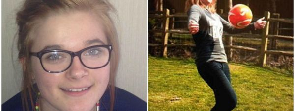 Missing Lincolnshire teenagers Daisy Dale (L) and Gabeale Sommerford (R)  have been found dafe and well.