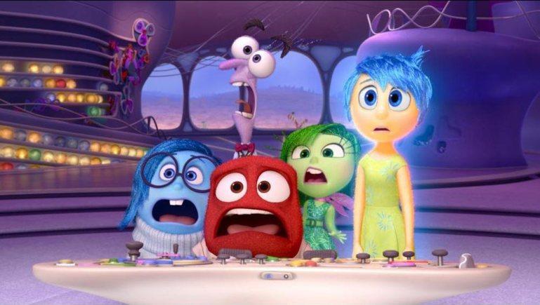 Inside Out (2015) Disney/Pixar