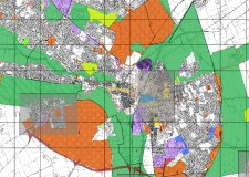Lincoln areas highlighted for growth in the Draft Local Plan for Central Lincolnshire.