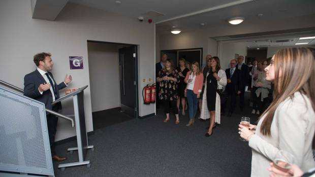 The building was officially opened on September 2. Photo: Steve Smailes for The Lincolnite