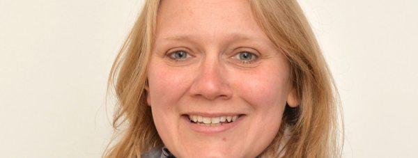 New Linkage chief executive Valerie Waby takes up her new position in January 2016
