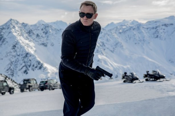 Daniel Craig in Spectre. Photo by Metro-Goldwyn-Mayer Pictures/Columbia Pictures/EON Productions