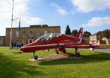 £100k set aside for RAF Scampton plan