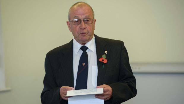Councillor David Jackson. Photo: Steve Smailes for The Lincolnite