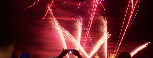 Which firework display will you be going to? Photo: Steve Smailes for The Lincolnite