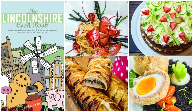 The book is now available to buy, featuring independent food and businesses from across the county.