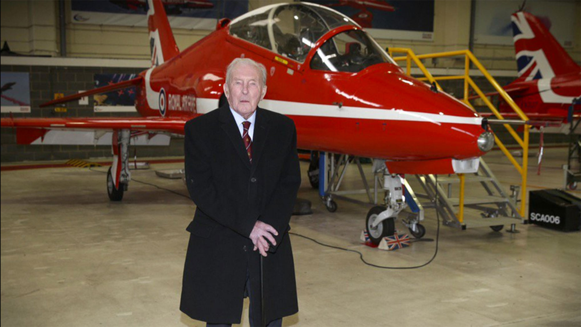 Last surviving dambuster should get a knighthood
