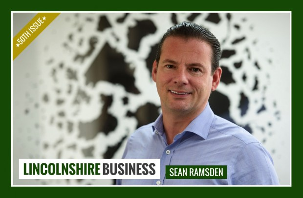 Lincolnshire Business 50 Sean Ramsden