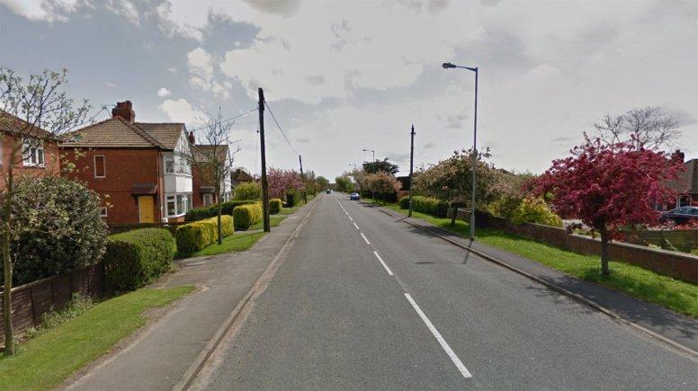 Mill Lane in Saxilby. Photo: Google Street View