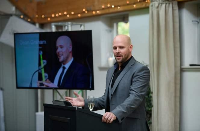 Dean Graham, Managing Director Stonebow Media. Photo: Steve Smailes