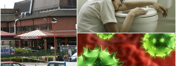 The norovirus outbreak at Lincoln County Hospital continues to surge.
