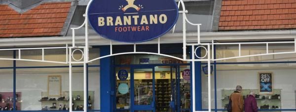Brantano Lincoln, Carlton Centre. Photo: Steve Smailes