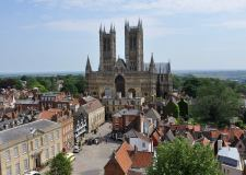 'Monsters' take over Lincoln Cathedral