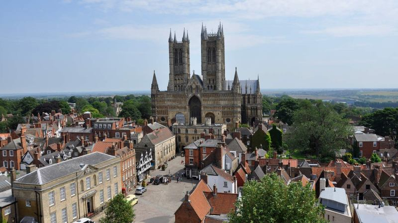 Lincoln Cathedral. Photo: University of Lincoln