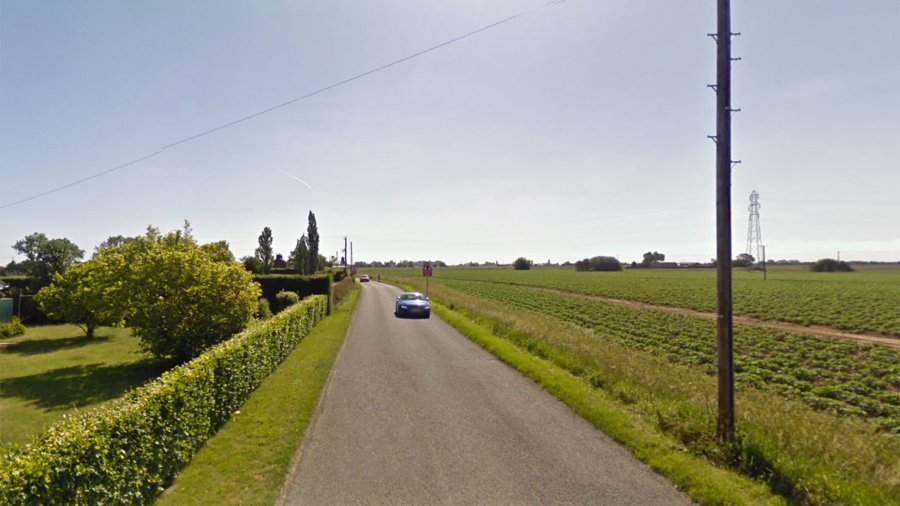 Priory Road, Fishtoft. Photo: Google Street View
