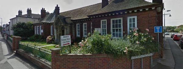 Roman Wharf Nursing Home in Lincoln. Photo: Google Street View