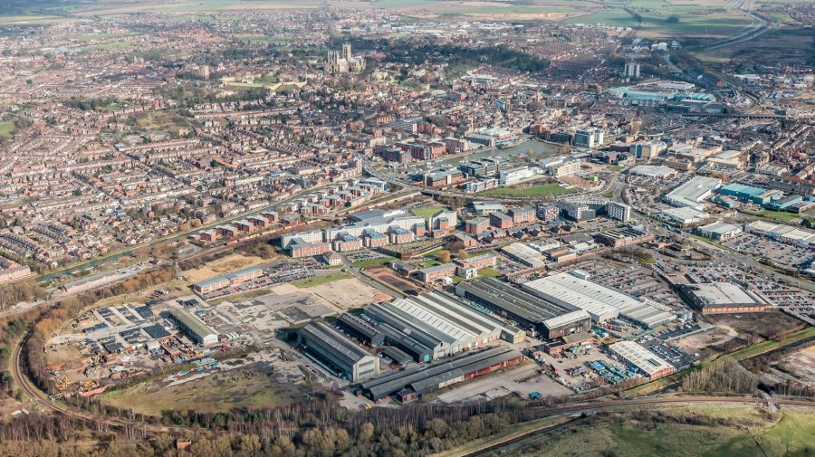 The City View site