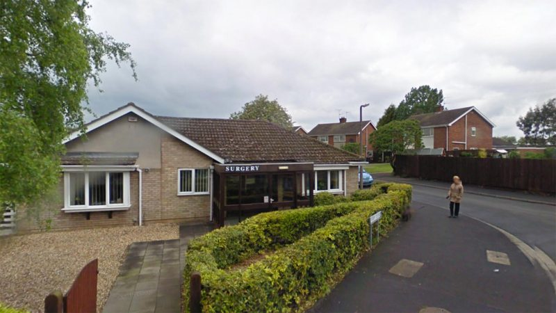 Glebe Park Surgery. Photo: Google Street View