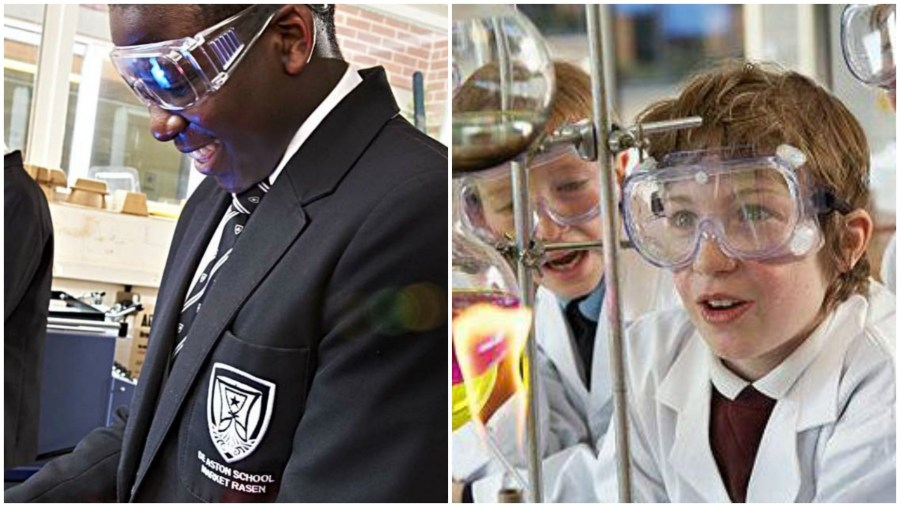 Lincolnshire Teaching Schools Alliance