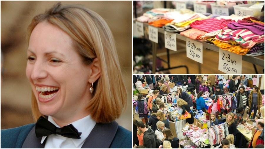 Lincoln mum Ange Westbrook organises Lincoln's first Mum2mum Market