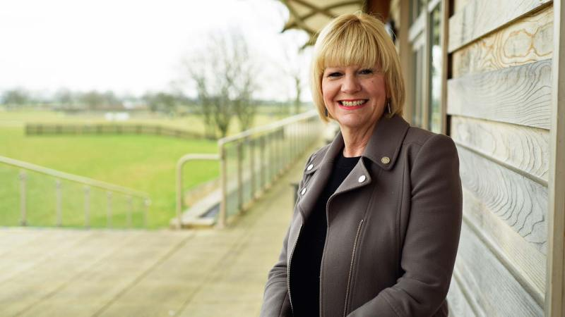 Jayne Southall, CEO of the Lincolnshire Showground and Lincolnshire Agricultural Society. Photo: Steve Smailes