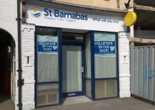 The new St Barnabas charity shop will be the ninth store in Lincoln.