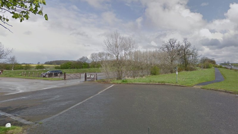 A closer look at the proposed development site. Photo: Google Street View