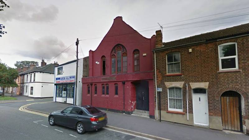 Former church on Croft Street will be turned into a new games entertainment venue