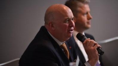 Councillor Colin Davie, Executive Member for Economic Development for Lincolnshire County Council. Photo: Steve Smailes