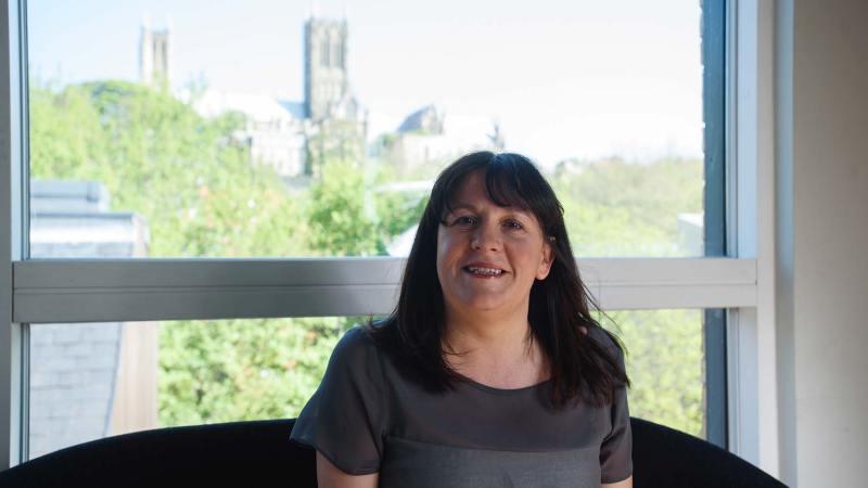 Deborah Rossington, Co-founder of Bright Media. Photo: Steve Smailes