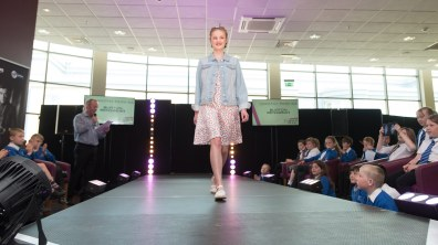 Models od all ages are welcome to apply to take part. Photo: Steve Smailes for The Lincolnite