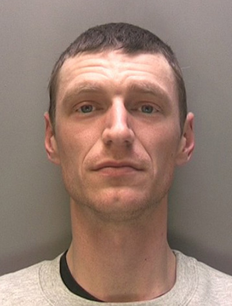 Convicted paedophile Jamie Lee Tye