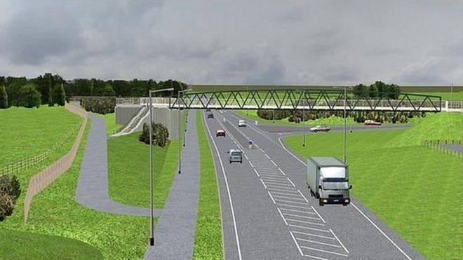 Lincoln's Eastern Bypass