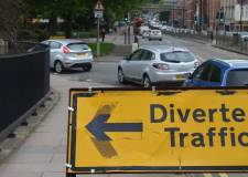 What's the solution to Lincoln's traffic issues?