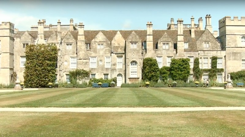 Photo: Grimsthorpe Castle Video Screenshot